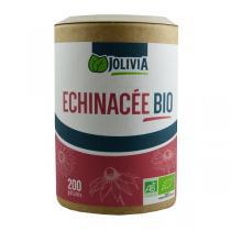 Jolivia - Echinacée Bio - 200 gélules végétales de 210 mg