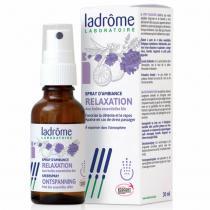 Ladrôme - Spray d'ambiance Relaxation aux huiles essentielles bio 30ml