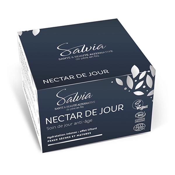 Salvia - Nectar de jour, soin anti-âge