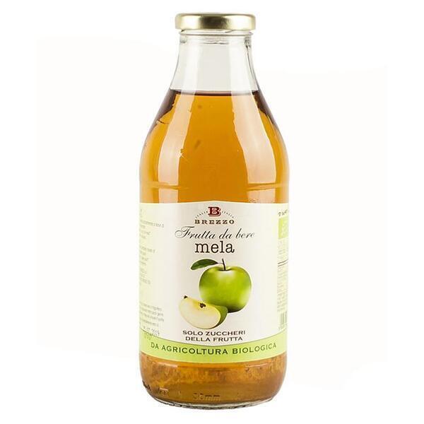 Saveurs de Tosca - Jus de pomme bio - Nectar de fruits Bio de Brezzo - 750 ml