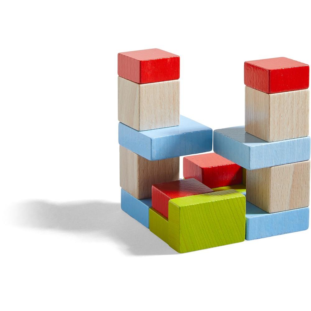 Haba - Jeu D'Assemblage 3D 4x4