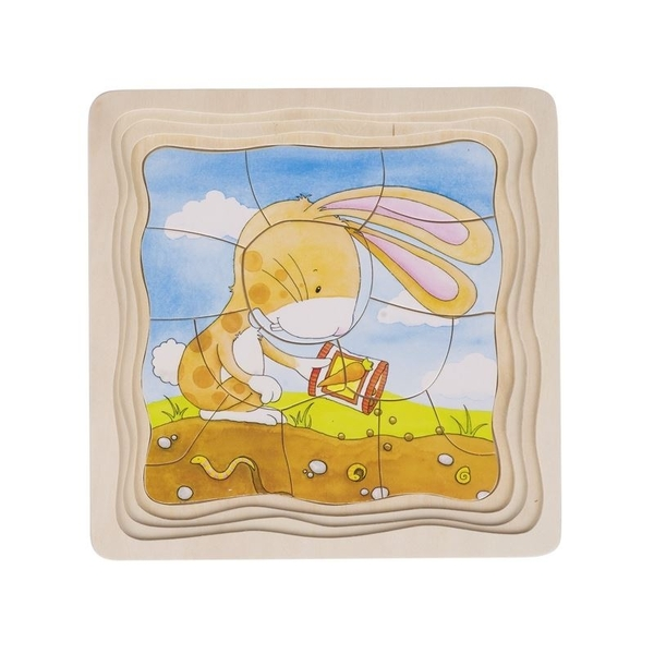 Goki - Puzzle cycle carotte