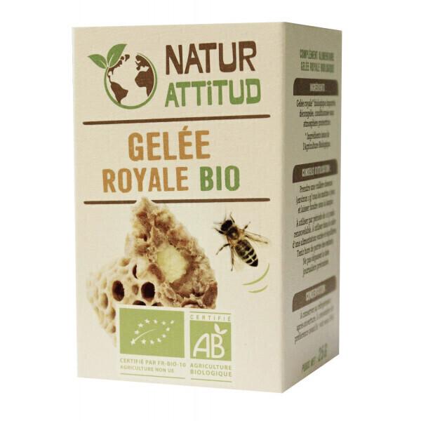 Natur Attitud - Gelée royale Bio - 25 g