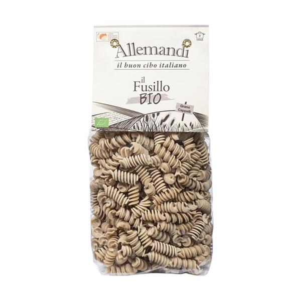 Saveurs de Tosca - Fusilli Pâtes de blé dur biologique Senatore Cappelli Marchigian