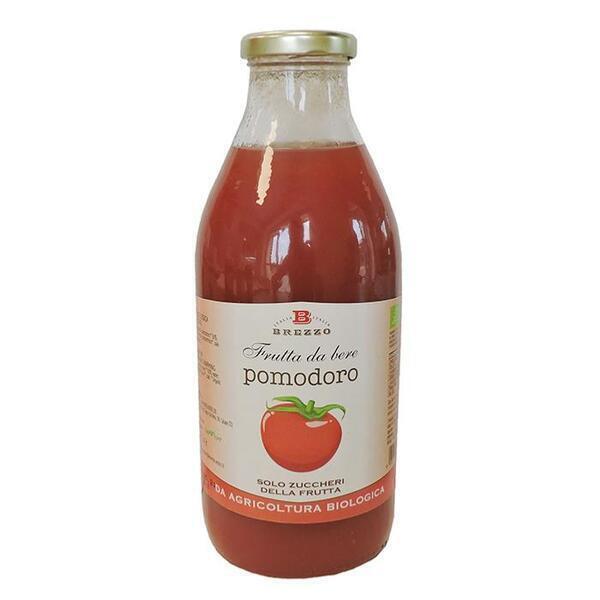 Saveurs de Tosca - Jus de tomate bio - Nectar de fruits Bio de Brezzo - 750 ml