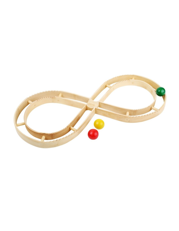 Legler - Circuit de motricité en huit en bambou