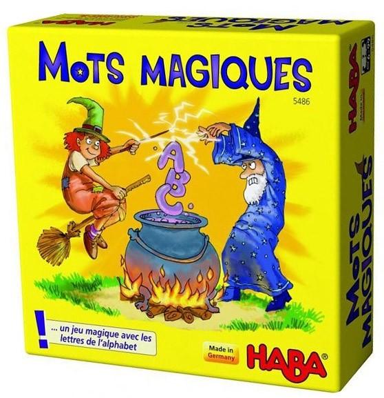 Haba - Mots Magiques