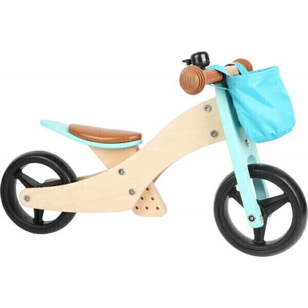 Small Foot - Draisienne-Tricycle 2 en 1 - idéal pour débuter