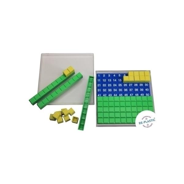 Wissner - 29 pieces couleurs - base 10