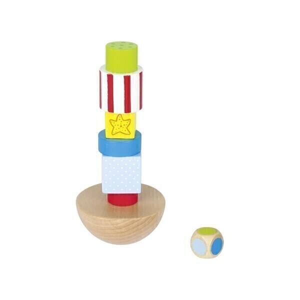Goki - La tour bascule