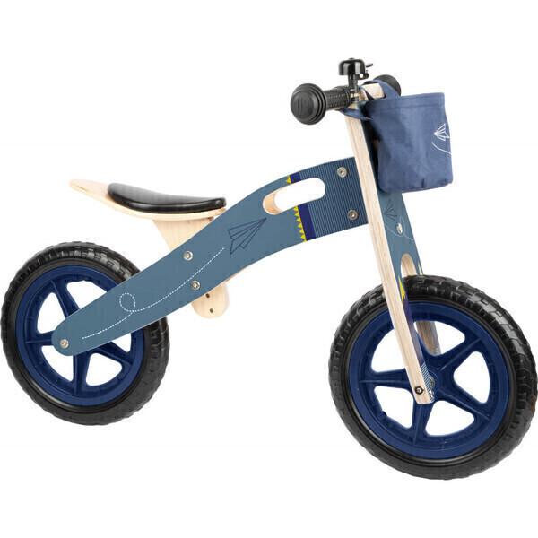 Small Foot - Draisienne en bois durable  - style aviation !