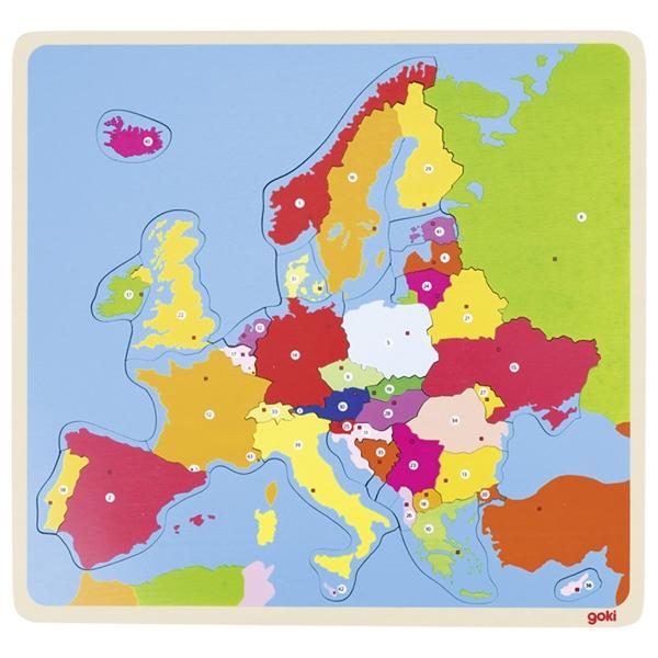 Goki - Puzzle Europe
