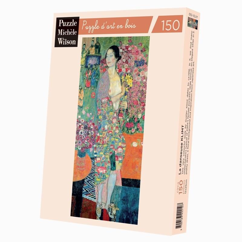 Michèle Wilson - Puzzle Michèle Wilson - La Danseuse 150 Pièces