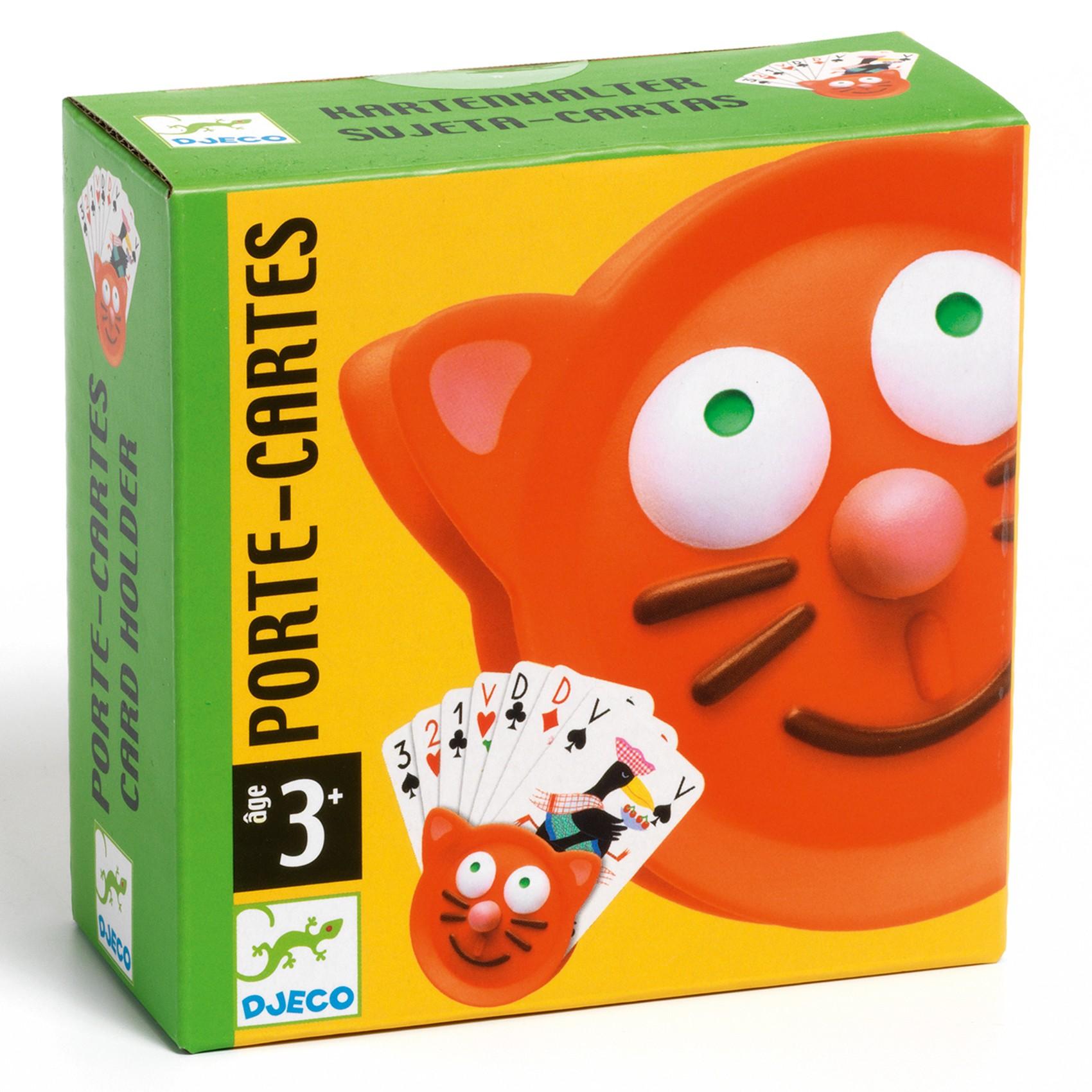 Djeco - Porte cartes Djeco