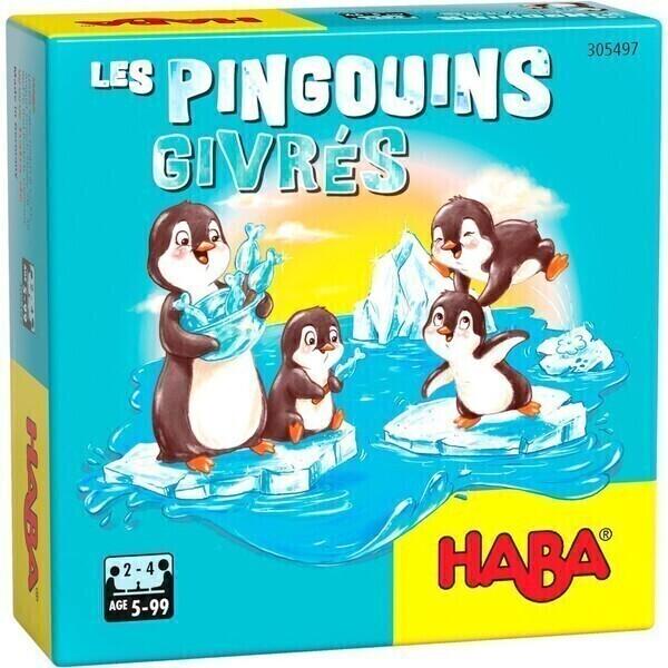 Haba - Les Pingouins Givrés