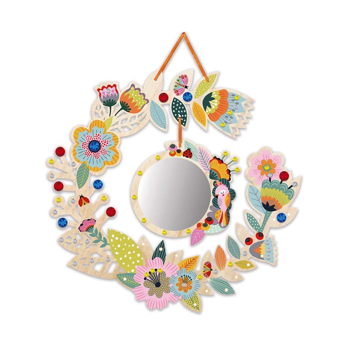 Janod - Les Ateliers deco, porte bijoux a decorer