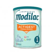Modilac - Modilac Actigest 1 - boite de 800g