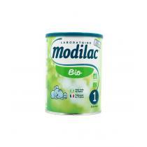Modilac - Modilac Bio 1 - boite de 800g