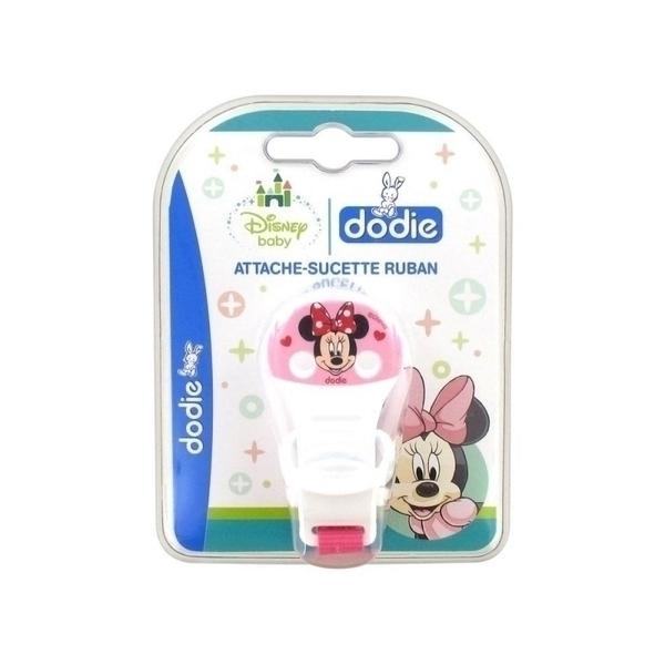 Dodie - Attache-Sucette Ruban Minnie - Dodie