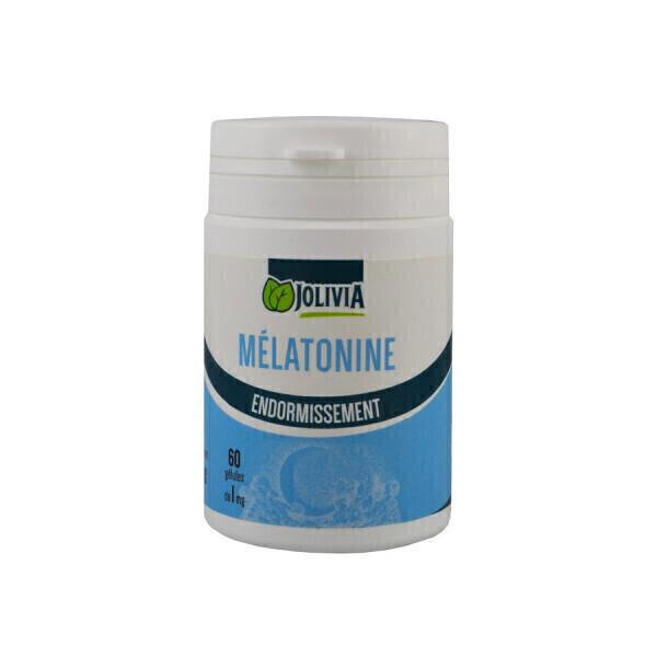 Jolivia - Mélatonine 1 mg - 60 gélules