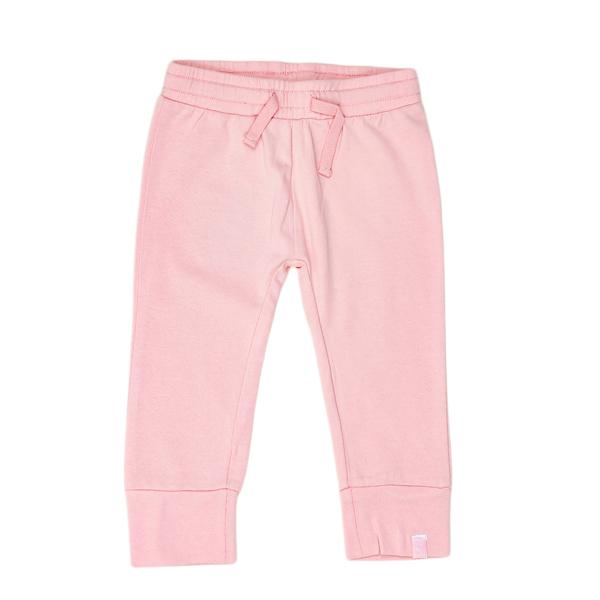 Jollein baby - Pantalon bébé fille 6mois, couleur Lama Blush Rose