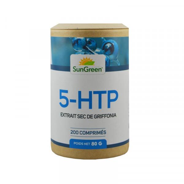 Jolivia - 5-HTP (extrait sec de griffonia) - 200 comprimes