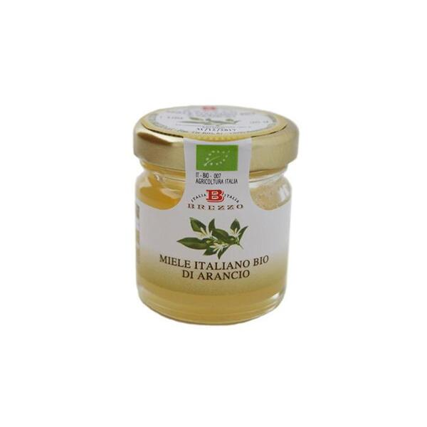 Saveurs de Tosca - Mignon Miel d'Orange Brezzo BIO Naturel de Qualité 100% ita