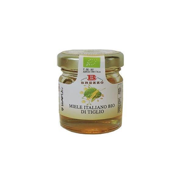 Saveurs de Tosca - Mignon Miel de Tilleul BIO Brezzo Naturel de Qualité 100% italie