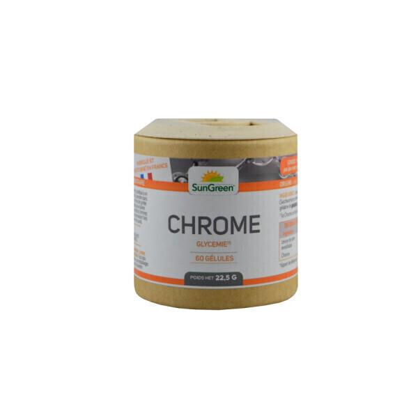 Sungreen - Chrome - 60 gélules