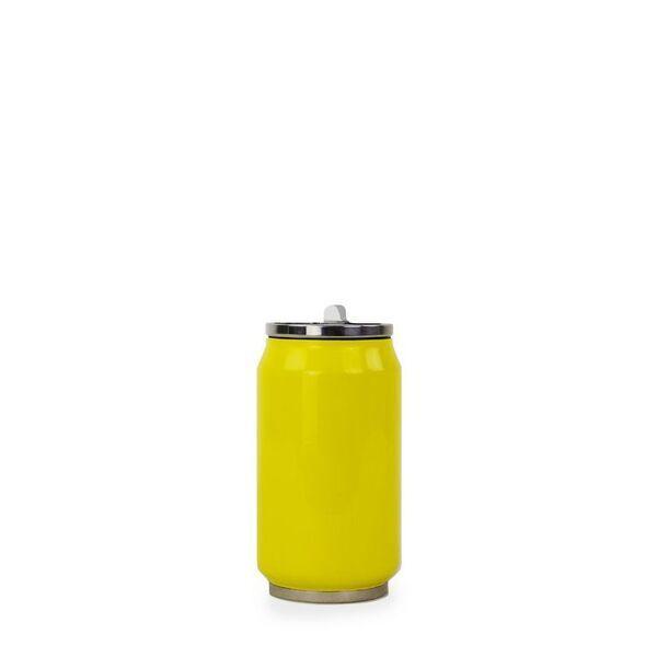 Yoko Design - CANETTE ISOTHERME 280 ml  LEMON YELLOW
