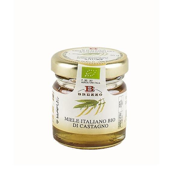 Saveurs de Tosca - Mignon Miel de Ch taigne BIO Brezzo Naturel de Qualité 100% ital