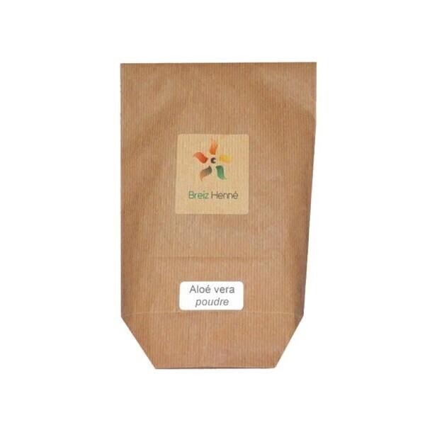 Breiz Henné - Aloe vera poudre 100g