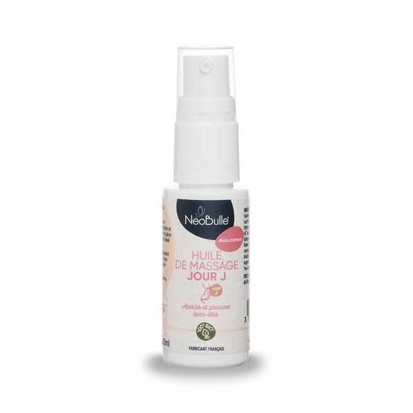 Néobulle - Massage accouchement, huile de détente
