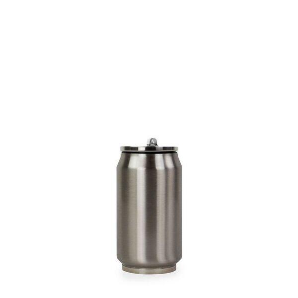 Yoko Design - CANETTE BRILLANT ISOTHERME 280 ML INOX