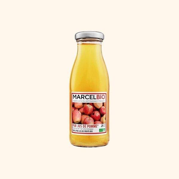 Marcel Bio - Pur Jus de Pomme Bio - 25cl