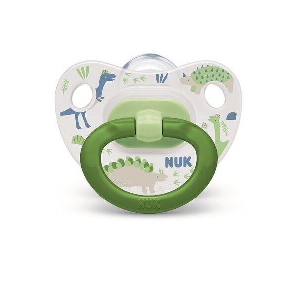 NUK - 2 Sucettes CLASSIC 6-18m - NUK