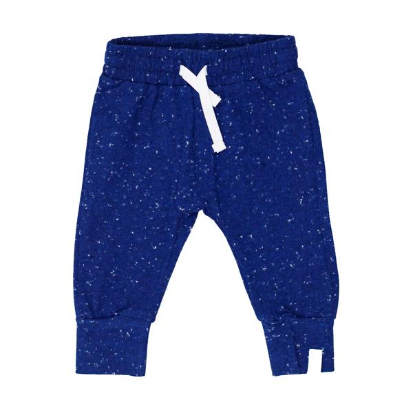 Jollein baby - Pantalon bébé garçon 12 mois, couleur bleu