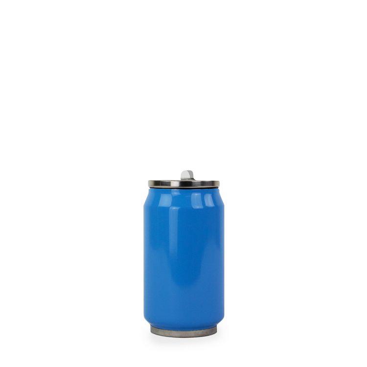 Yoko Design - CANETTE ISOTHERME 280 ml AZUR BLUE