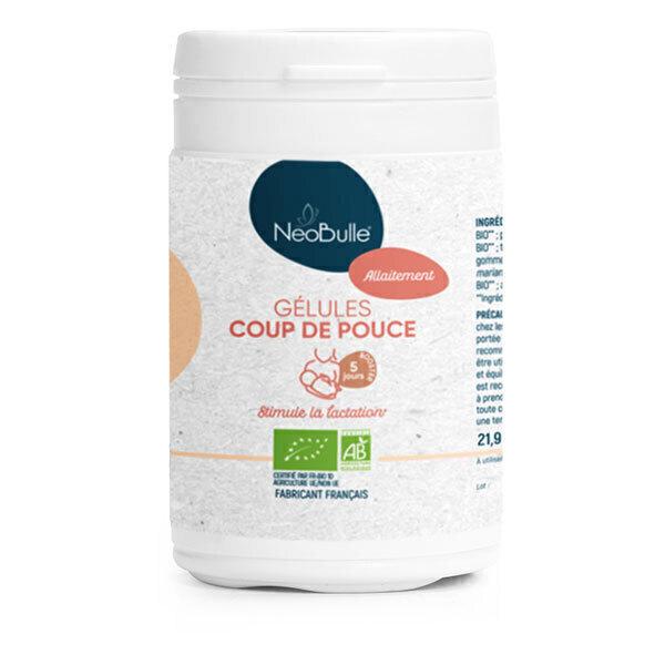Néobulle - Coup de pouce allaitement - 45 gélules
