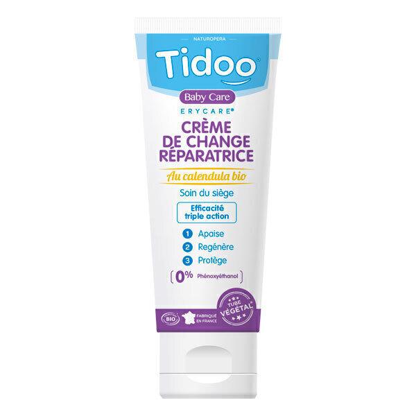 Tidoo - Crème de change réparatrice au Calendula 75g
