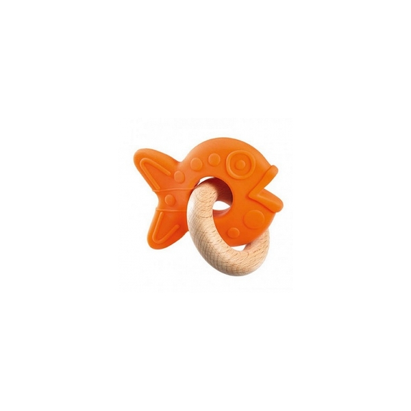 Djeco - Anneau de dentition Baby Fishy