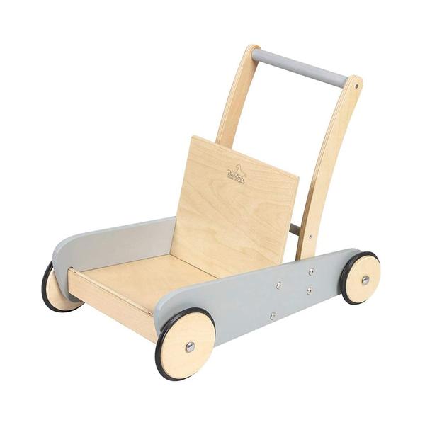 Pinolino - MATS Chariot de marche gris