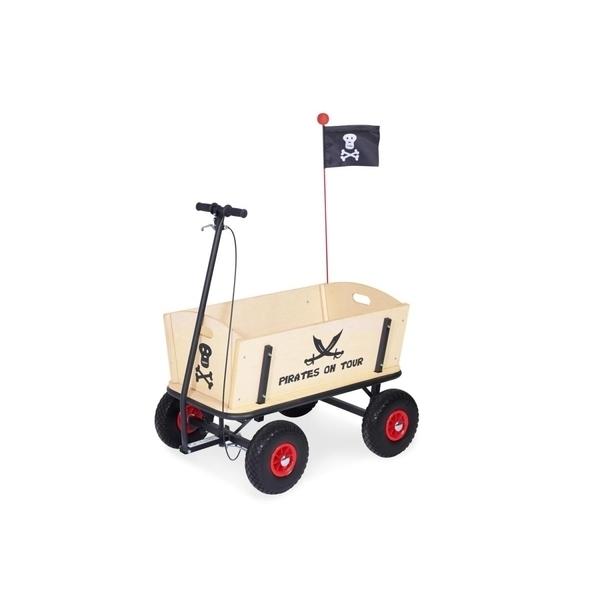 Pinolino - Chariot Pirate Jack avec frein