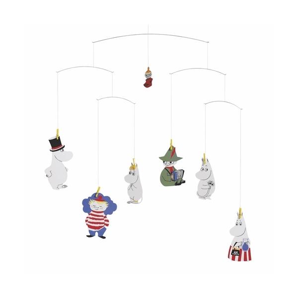 Flensted Mobiles - Mobile décoratif  Moomim Version 2009