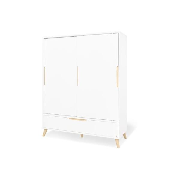 Pinolino - Armoire  Move Blanche L 150 x P 55 x H 190