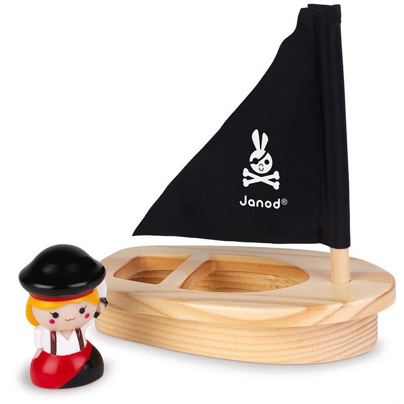 Janod - Captaine Melo et son navire