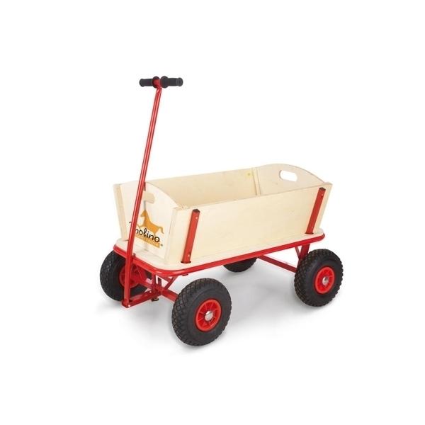Pinolino - MAXI Chariot wagon en bois