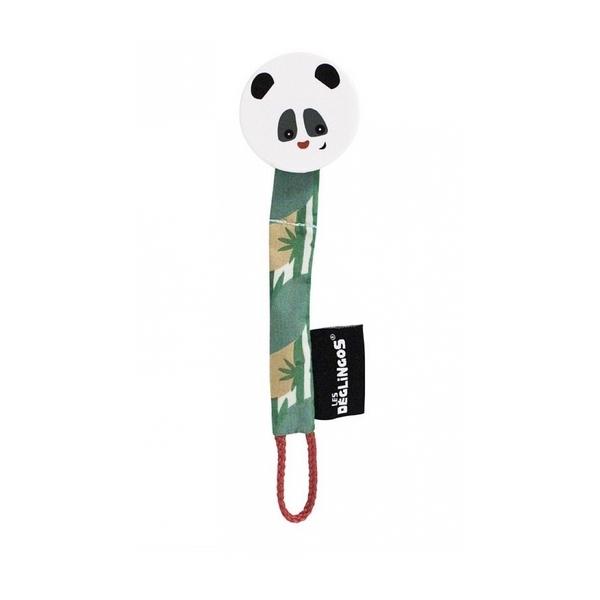 Les Déglingos - Accroche sucette Rototos Le Panda