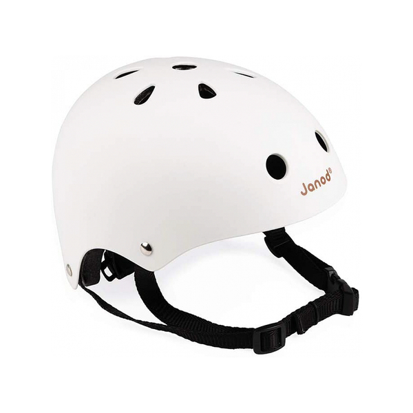 Janod - Janod Bikloon casque blanc personnalisable taille S