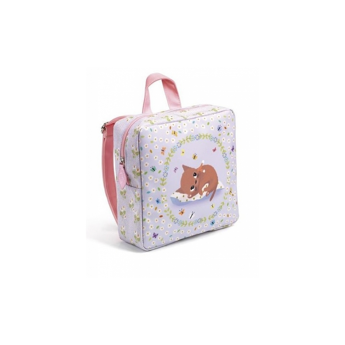 Djeco - Sac maternelle Chat